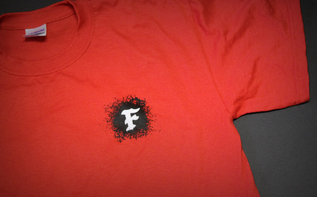Fyffe Band t-shirt front